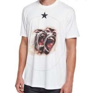 Givenchy monkey brothers men's t-shirt
